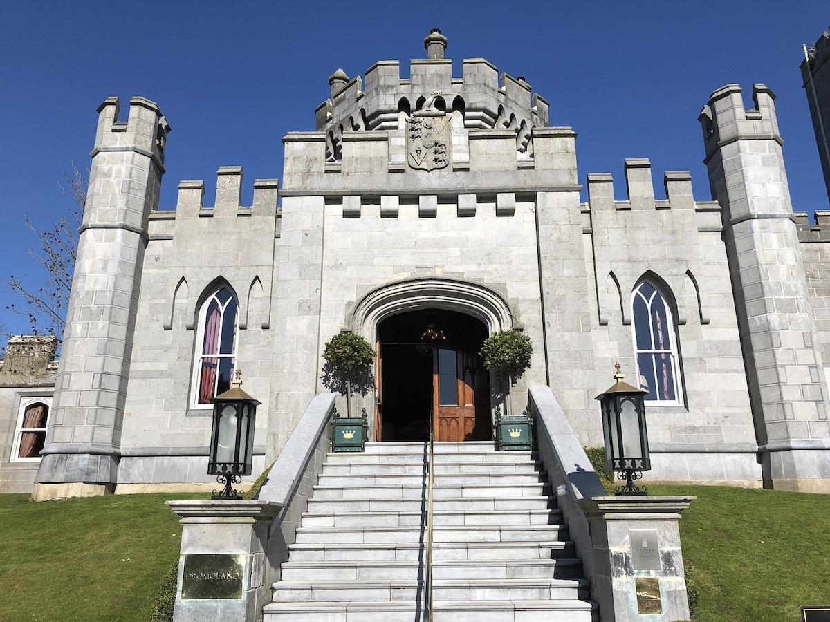 Dromoland Castle by MikesRoadTrip.com
