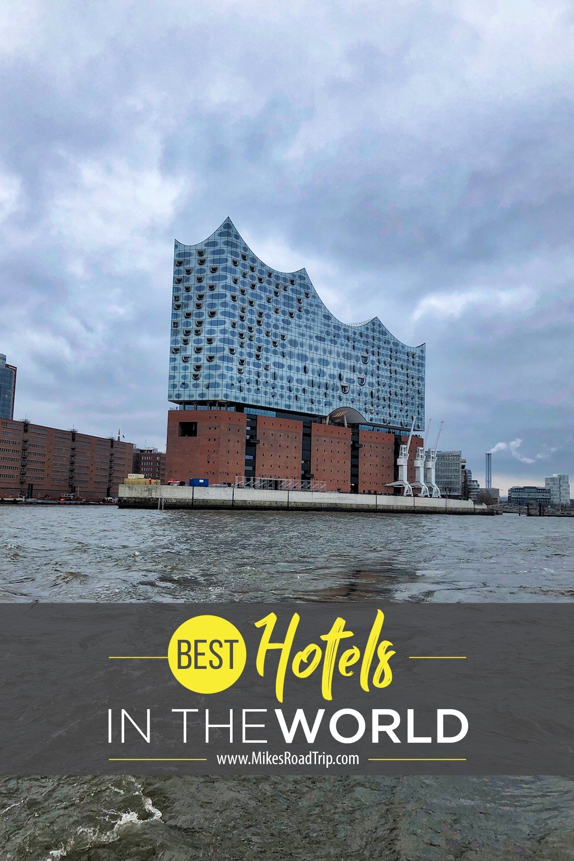 Best Hotels in the world - A bucket list for lodging.