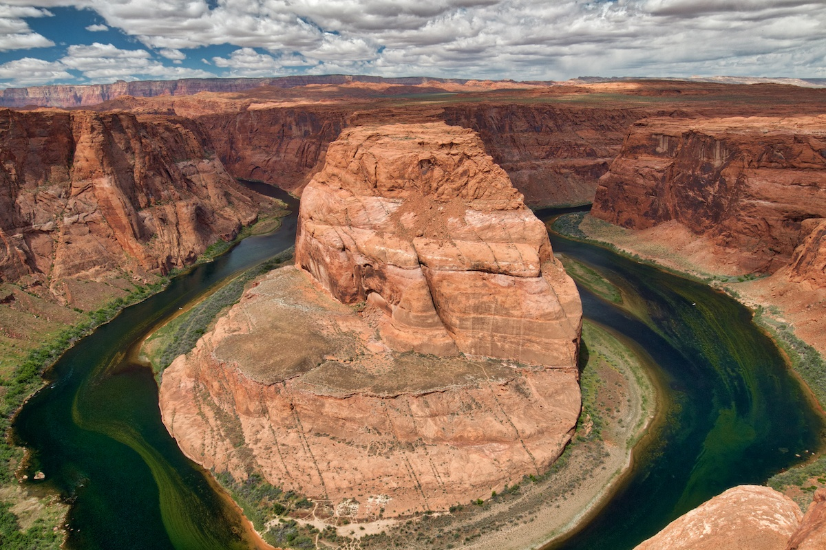 Horseshoe Bend is one of the most iconic things to see in Arizona. Photo by Mike Shubic of MikesRoadTrip.com