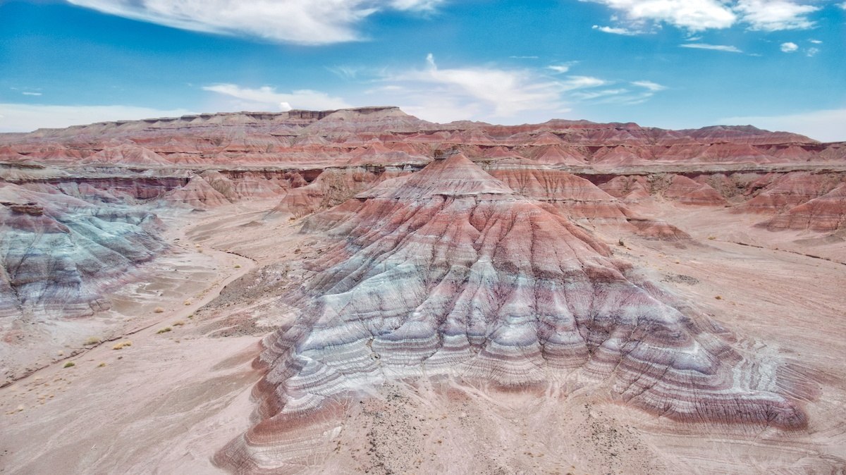 Painted Desert is one of the top things to see in Arizona. Photo by: Mike Shubic