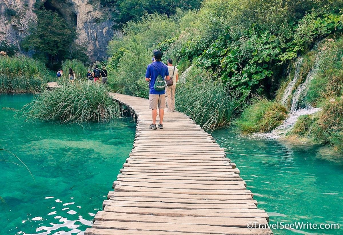 Attractions of Plitvice Lakes National Park, Croatia
