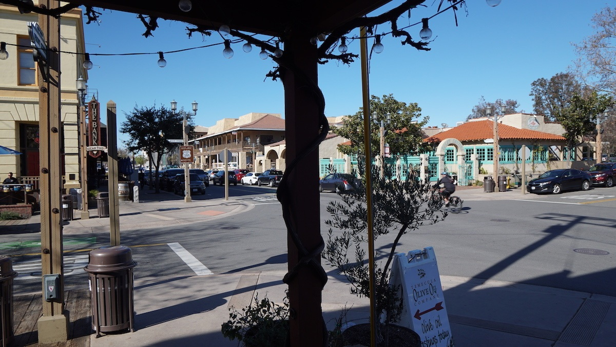 Old Town Temecula by Mike Shubic of MikesRoadTrip.com