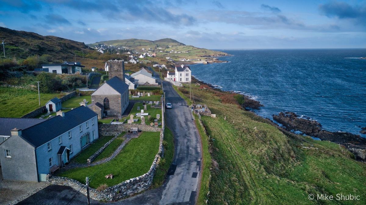 Near Portnoo Beach in Donegal. Photo by MikesRoadTrip.com