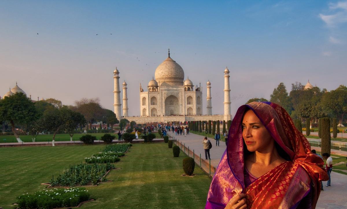 Travel to Indio to see the Taj Majal. Photo by: Mike Shubic of MikesRoadTrip.com