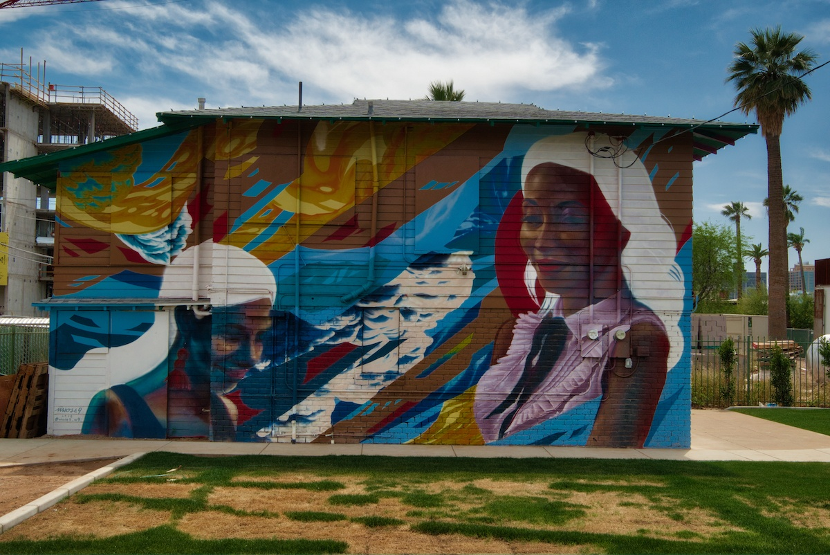 Phoenix mural and art scene is really coming into its own