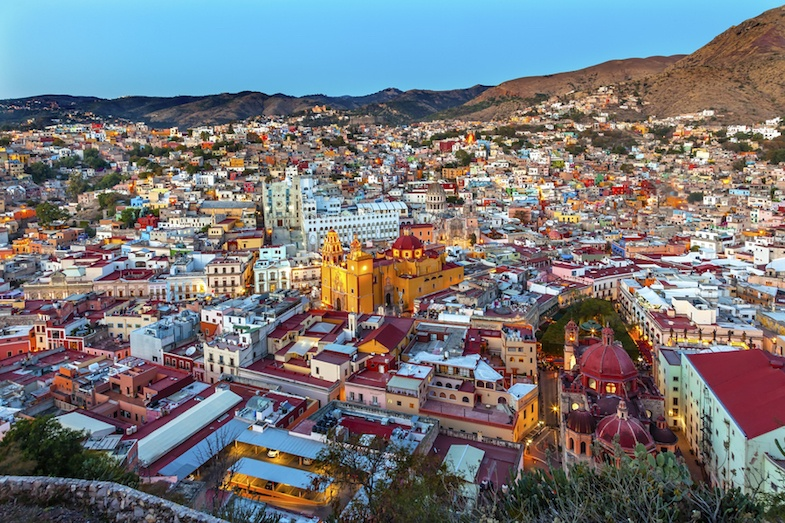 Bajio Road Trip to Guanajuato