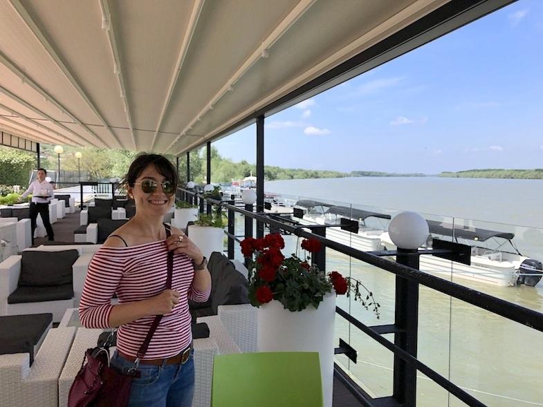 Hotel Mon Jardin along the Delta