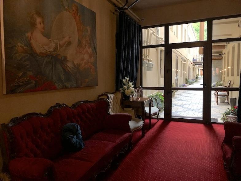 Hotel Safrano in Brasov