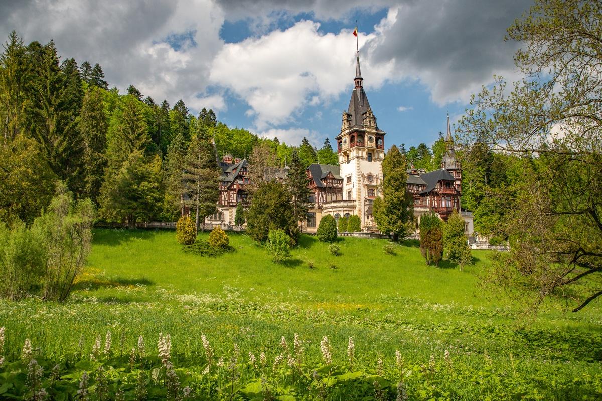 Peles Castle in Romania - Photo by: Mihaela Popa of WorldTravelBug.com