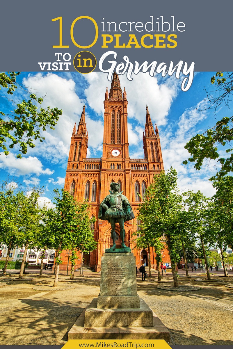 10 places to visit in Germanay