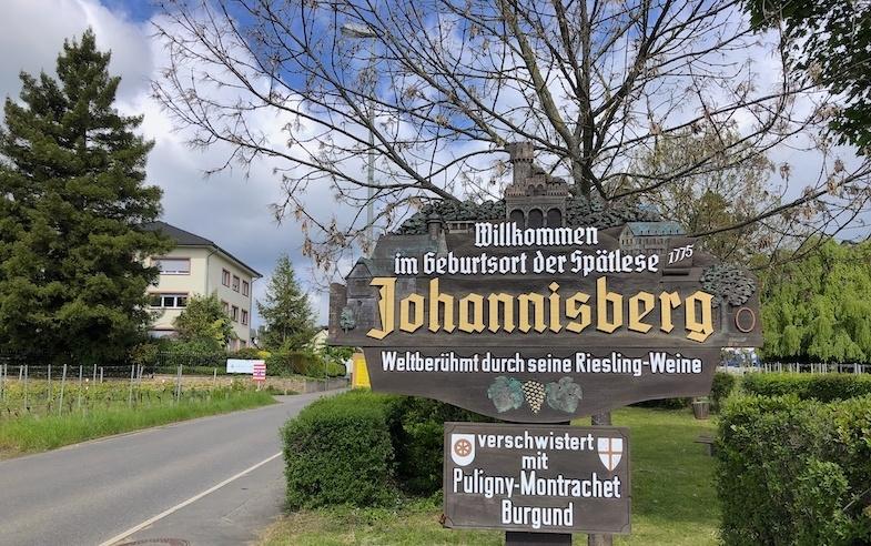 Johannisberg, Germany - Photo by Mike Shubic of MikesRoadTrip.com