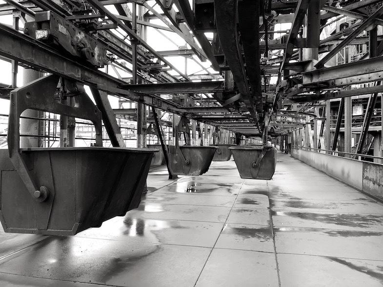 Volklinger Hütte Ironworks