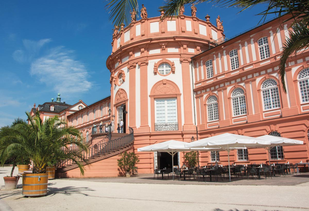 Palace in Wiesbaden one of the best places to visit in Germany