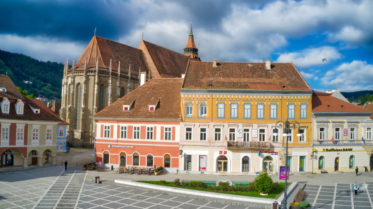 Brasov is a top choice - Photo by: Mike Shubic of MikesRoadTrip.com