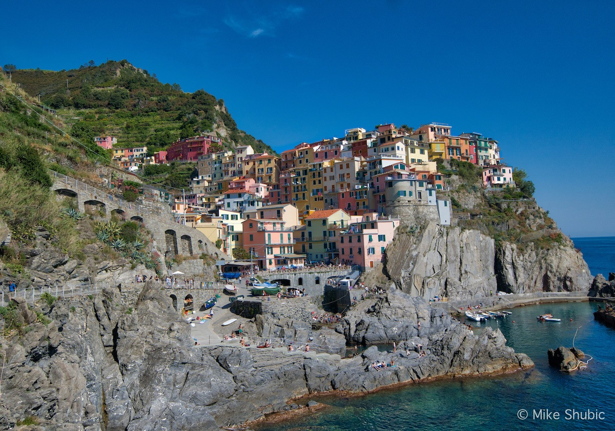 Cinque Terre Italy - Photo by: Mike Shubic of MikesRoadTrip.com
