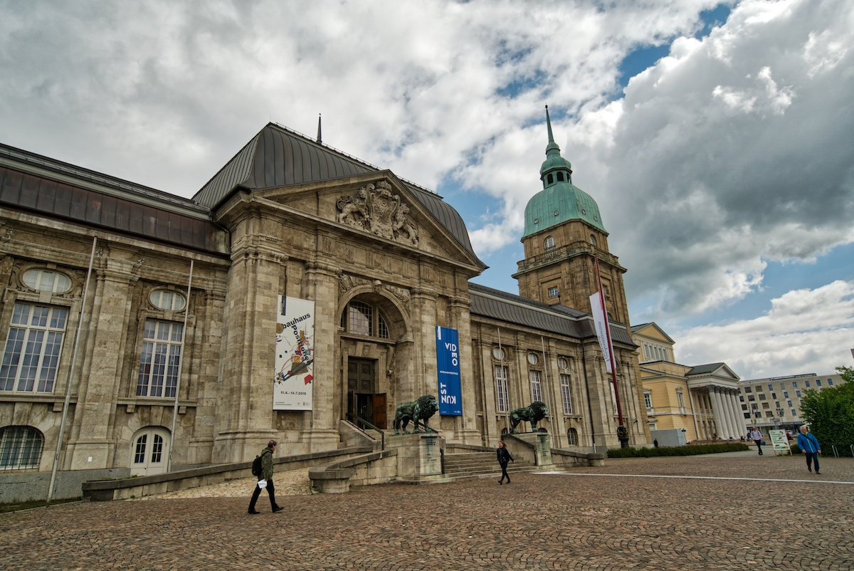 Darmstadt is one of the most facinating places to visit in Germany - Photo by: Mike Shubic of MikesRoadTrip.com