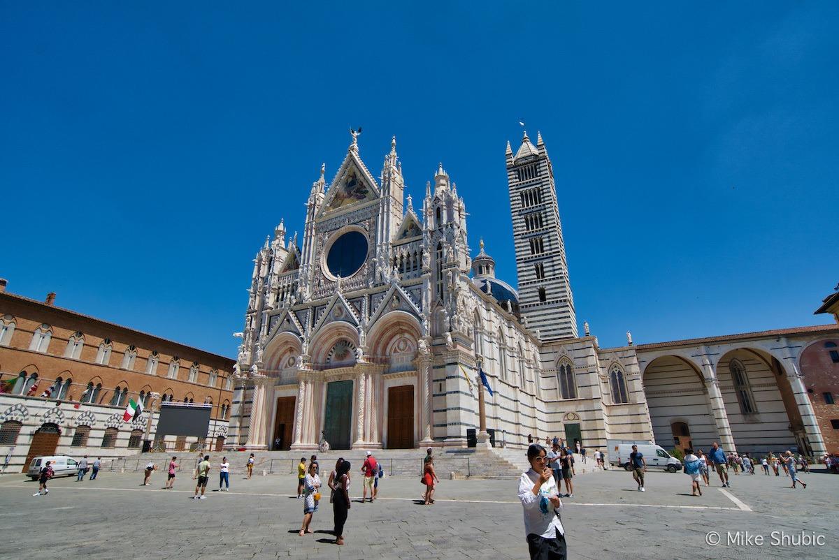 Duomo of Siena by MikesRoadTrip.com