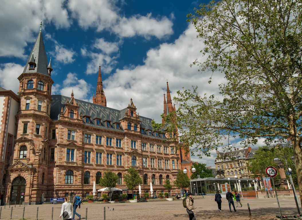 Wiesbaden is one of the coolest places in Germany to visit. Photo by: Mike Shubic of MikesRoadTrip.com