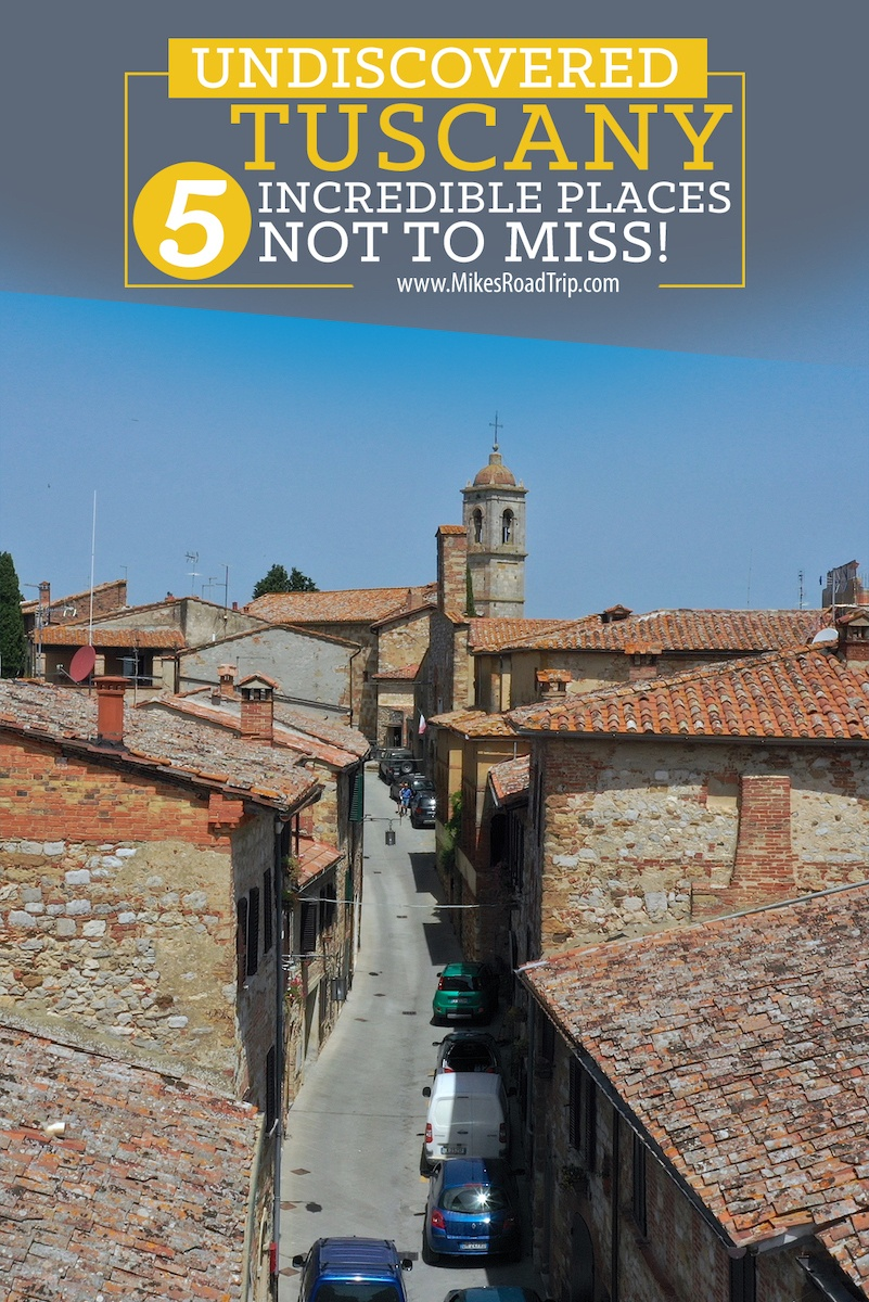 Undiscovered Tuscany - 5 amazing places you won't want to miss