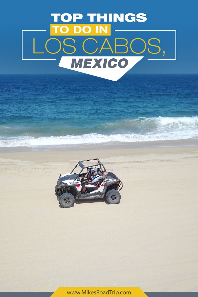 ATV'ing is one of the Top things to do in Los Cabos, Mexico
