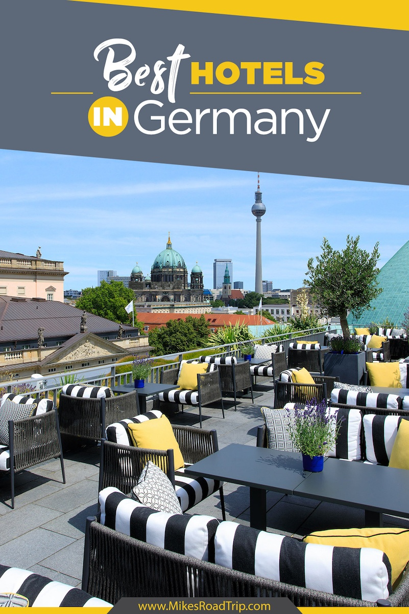 Hotel De Rome is one of the Best Hotels in Germany