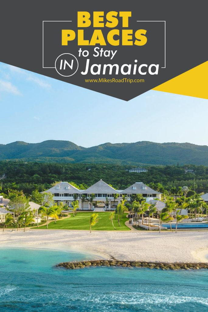 Best places to stay in Jamaica