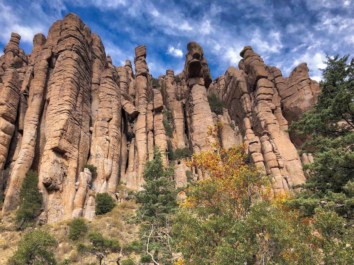 Souhtern Arizona Road Trip Guide to Chiricahua National Monument - Photo by: Mike Shubic of MikesRoadTrip.com
