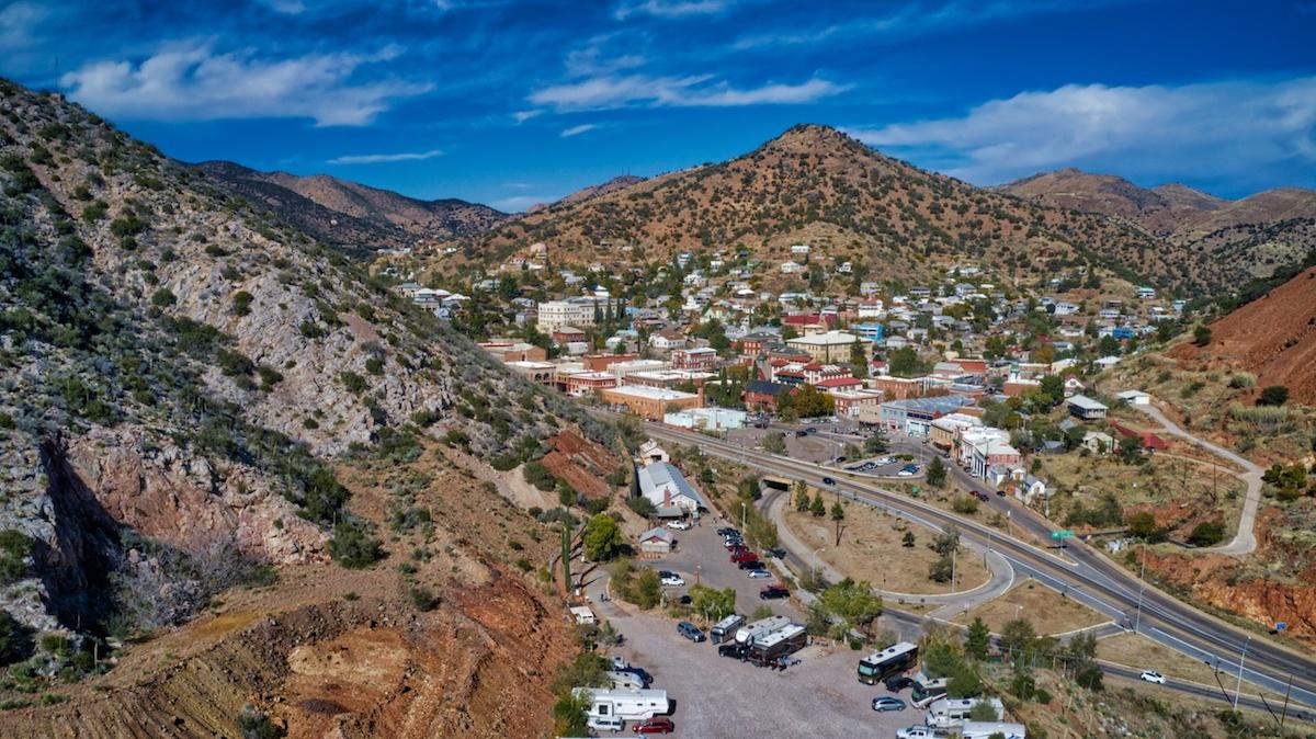 Southern Arizona Road Trip to Bisbee - Photo by: Mike Shubic of MikesRoadTrip.com