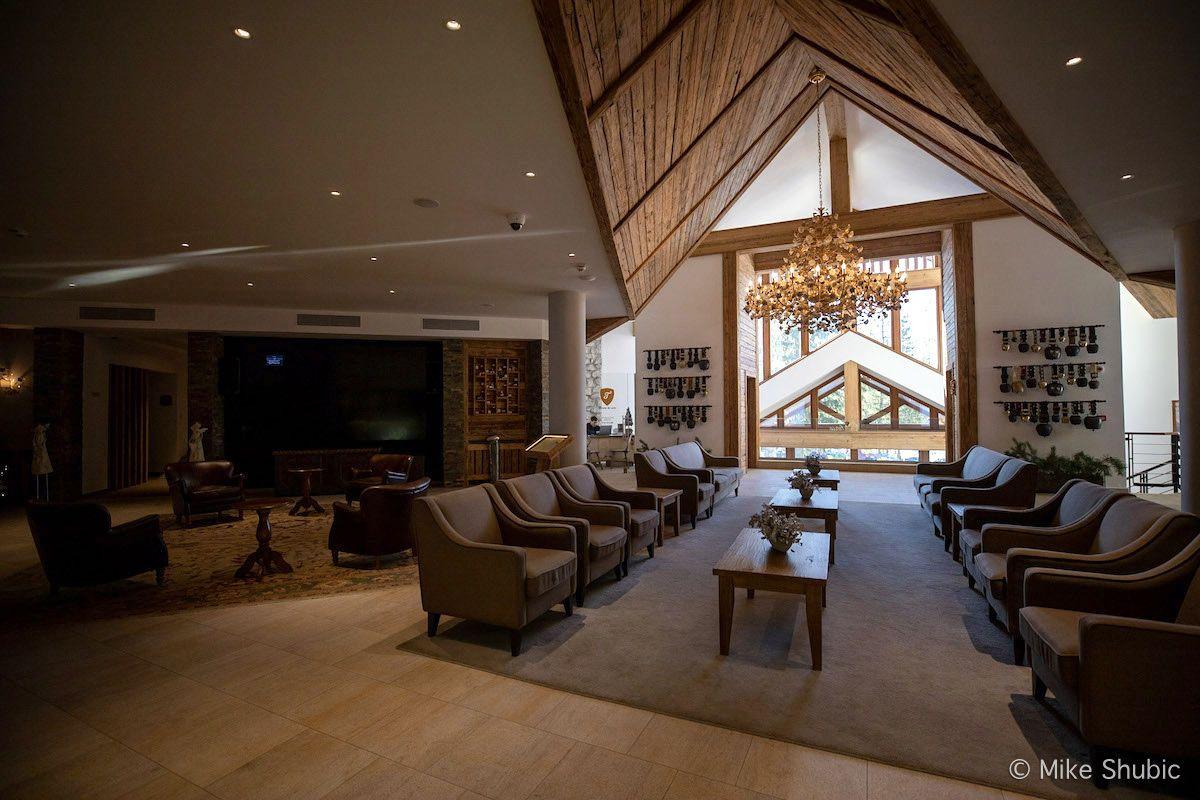 Teleferic Grand Hotel Lobby 2 - by MikesRoadTrip.com