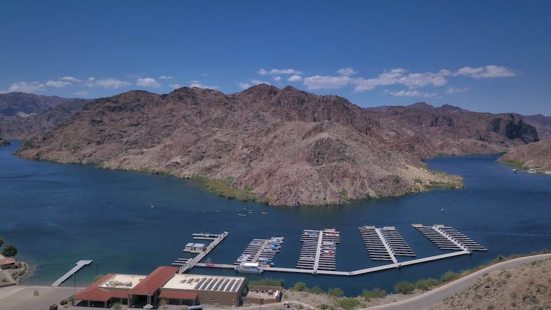 Willow Beach at the Lake Mead Recreational area - Photo by: Mike Shubic of MikesRoadTrip.com