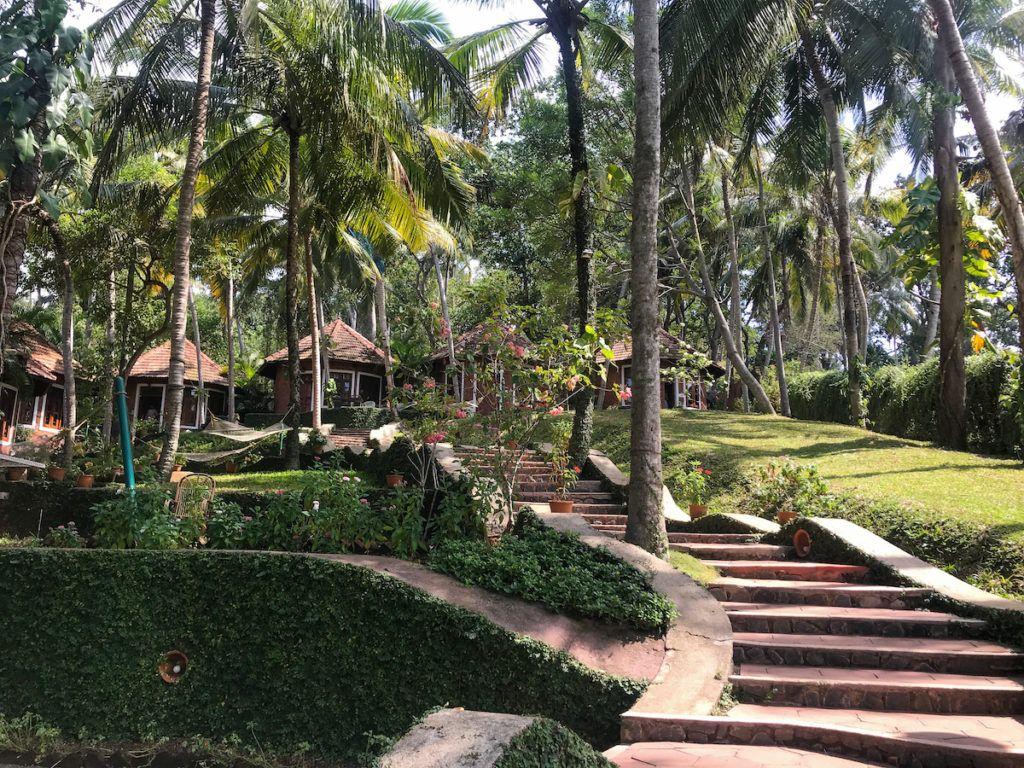 Ayurvedic resort in Kerala