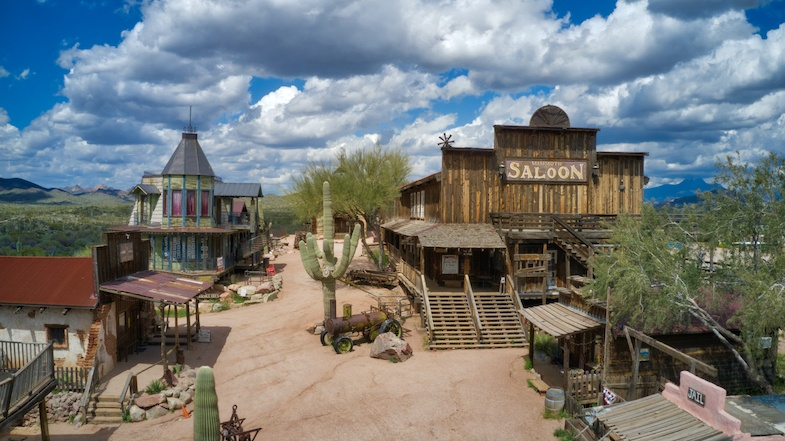 Goldfield Ghost Town in Apache Junction - Photo by: Mike Shubic of MikesRoadTrip.com