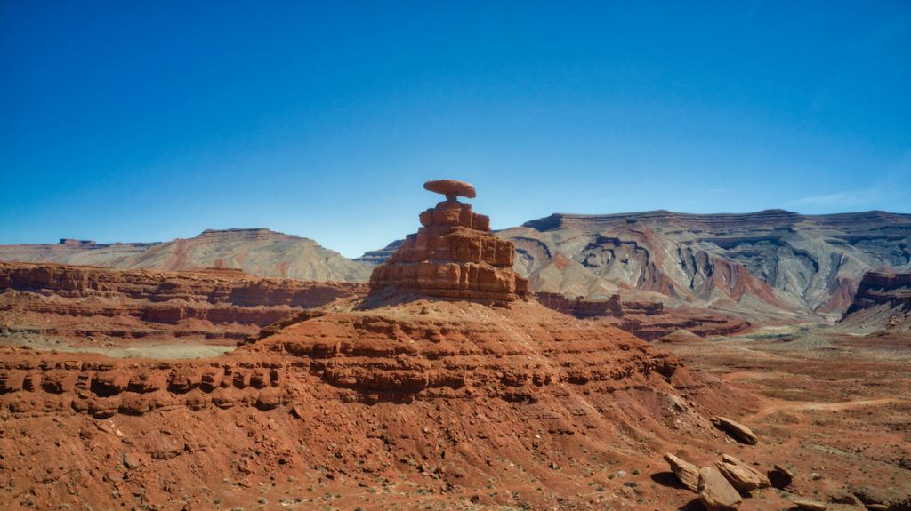 Mexican Hat, Utah by Mike of MikesRoadTrip.com