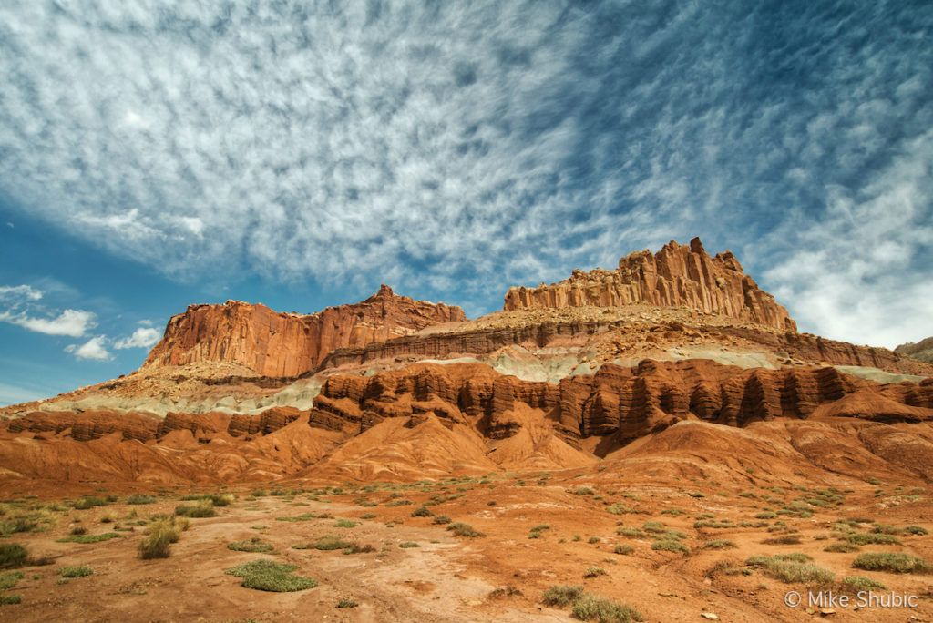 capitol reef - Photo by: Mike Shubic of MikesRoadTrip.com
