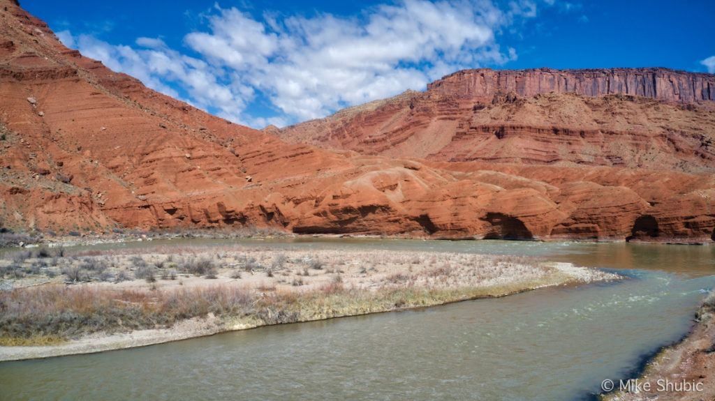 Colorado River in Moab - Photo by: MikesRoadTrip.com