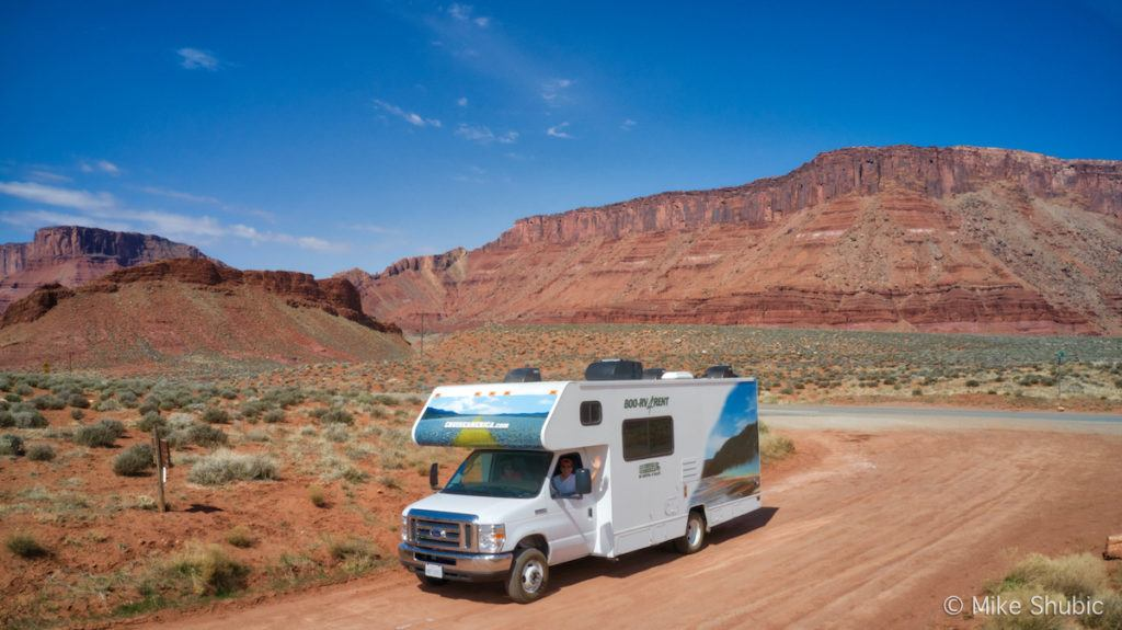 Road Trip Southwest to Moab in a Cruise America RV - Photo by: Mike Shubic of MikesRoadTrip.com