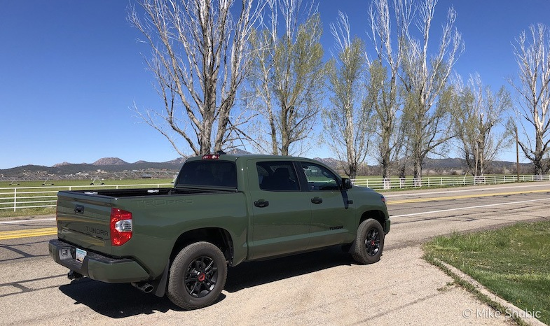 2020 Toyota Tundra TRD in Peoples Valley