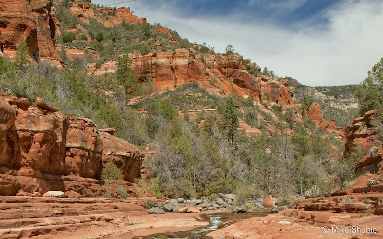 Slide Rock State Park - Photo by: Mike of MikesRoadTrip.com