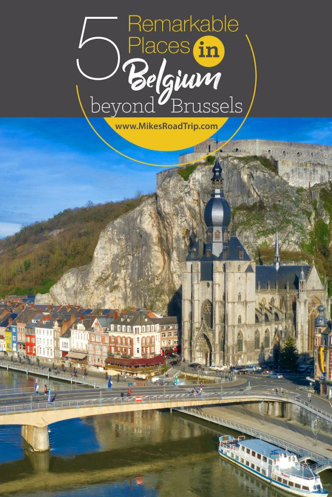 Top-5 Best Places to visit in Belgium beyond Brussels