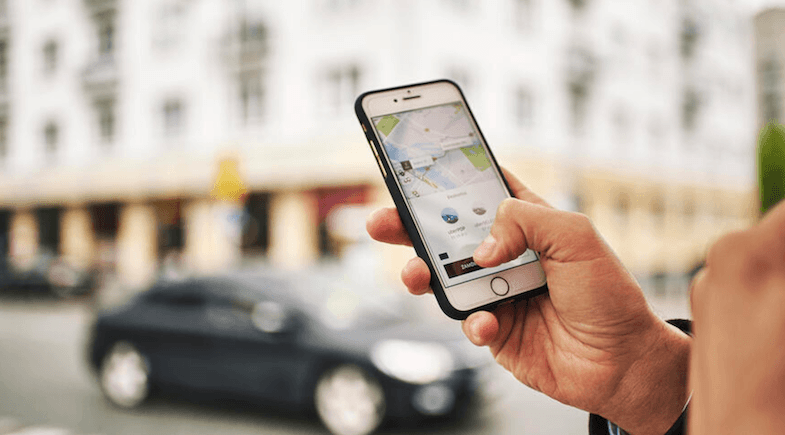 ride hailing will be part of the EV Revolution