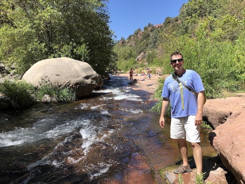 Hiking in Sedona AZ