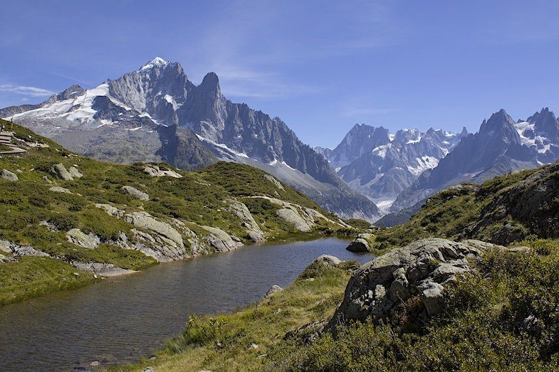 French Alps road trip to Ecrins National Park