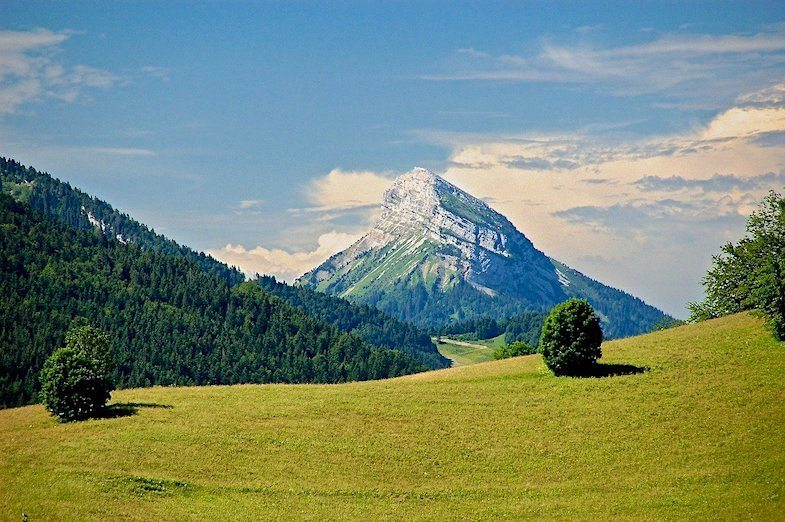 French Alps road trip ideas