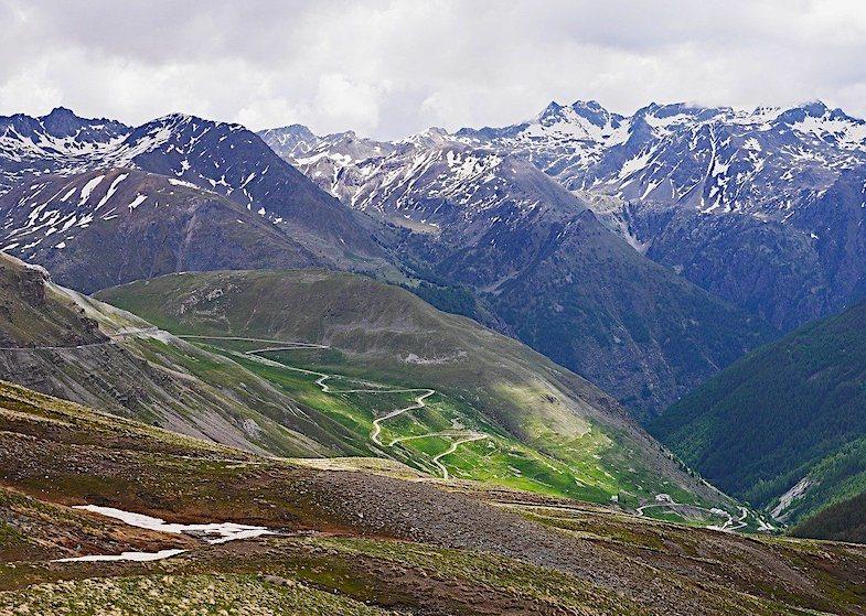 Col De La Bonette road trip