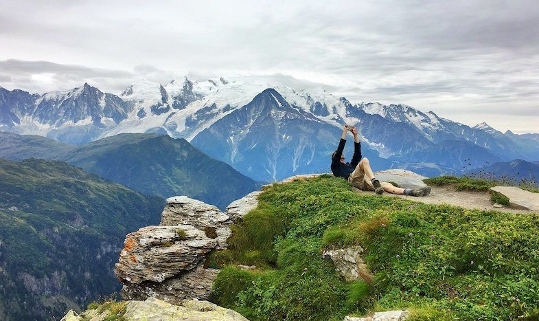 French Alps road trip to Austria