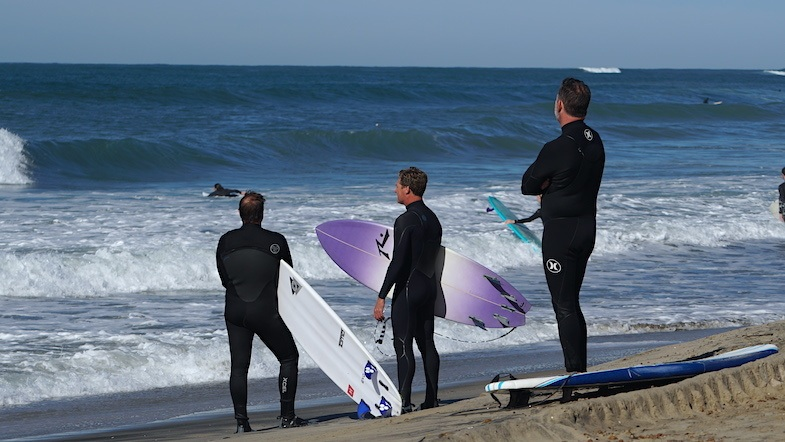 Surfing is one of the top things to do in San Diego. Photo by Mike Shubic of MikesRoadtrip.com