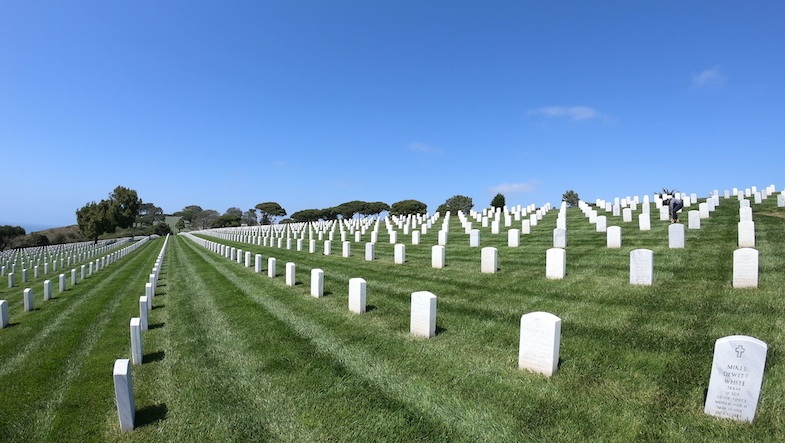 Point Loma Cemetery