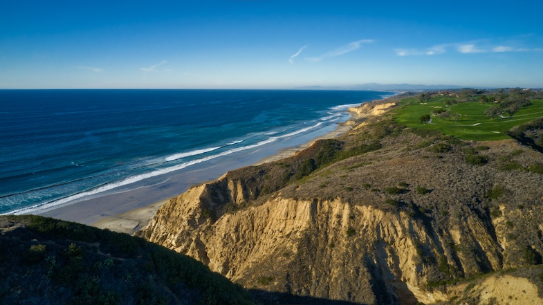 Coastal Golf in Southern California - Photo by Mike Shubic of MikesRoadtrip.com