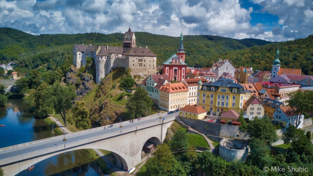 Loket is one of the best road trip destinations in the Czech Republic