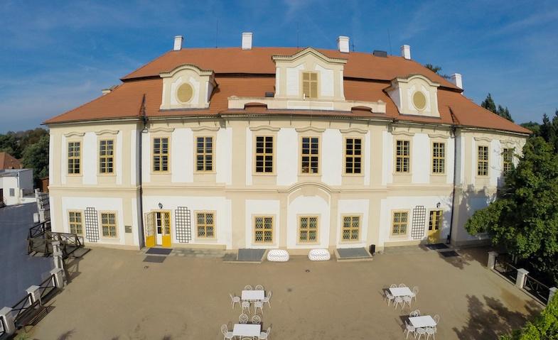 Loučeň château in Czechia
